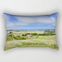 Clearing Sky Rectangular Pillow