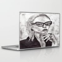 daria Laptop & iPad Skins featuring Daria by Yuval Ozery