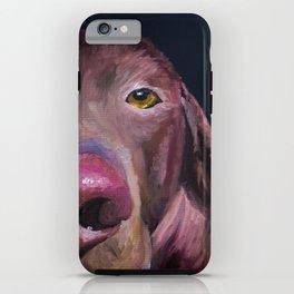 I've Got An Eye On You iPhone Case