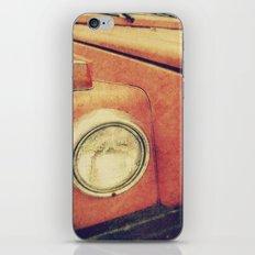 1974 Swamp Thing iPhone & iPod Skin