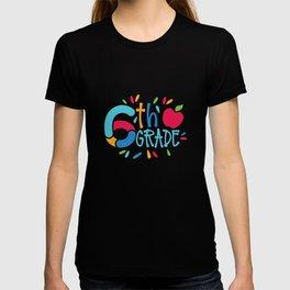 6th Grade T-shirt