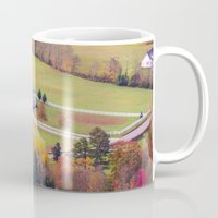 tennessee Mugs featuring Tennessee Country by Mary Timman