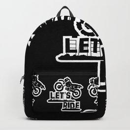 Wanna Ride? Backpack