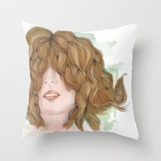 'See No Evil' Throw Pillow