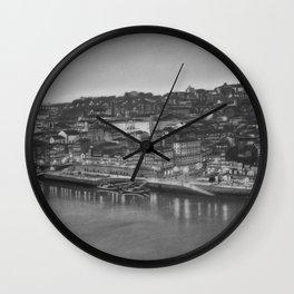 Cidade do Porto Wall Clock