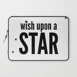 Wish upon a star Laptop Sleeve