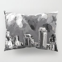 I love Salt Lake City Pillow Sham