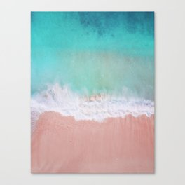 Crystalline Canvas Print