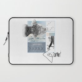 summer board Laptop Sleeve