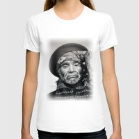 mexico T-shirts featuring MEXICO by MiroArt