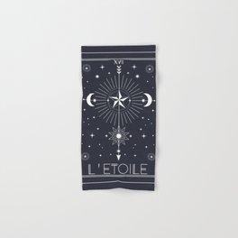L'Etoile or The Star Tarot Hand & Bath Towel