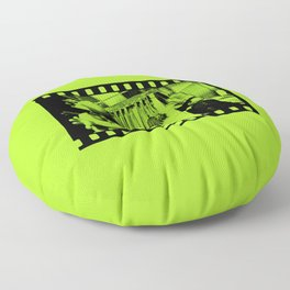 Clever Yoshis Floor Pillow