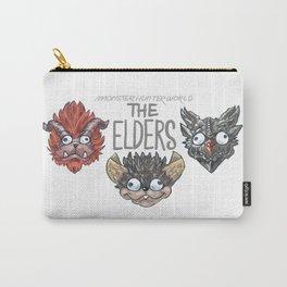 Monster Hunter World Elder Dragons Carry-All Pouch