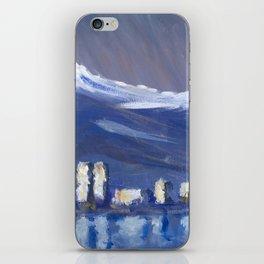 Monet Study 2 iPhone Skin