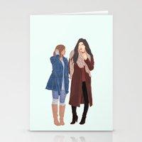 korrasami Stationery Cards featuring korrasami by Ana Rocha