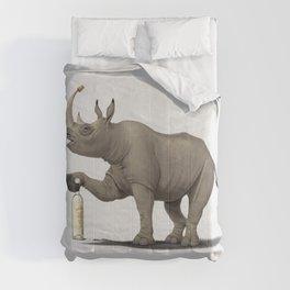 Cork it, Dürer! [HD] (Wordless) Comforters
