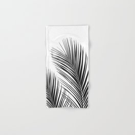 Tropical Palm Leaves #1 #botanical #decor #art #society6 Hand & Bath Towel