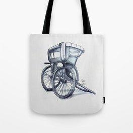 rickshaw Tote Bag