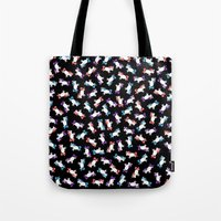 unicorns Tote Bags featuring Unicorns! by Kashidoodles Creations