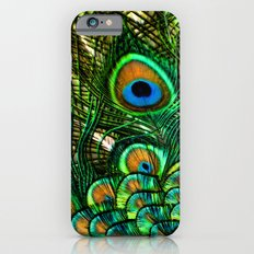 Eye of the Peacock Slim Case iPhone 6s