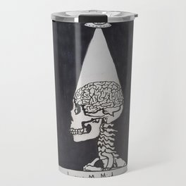 Losing My Mind. Travel Mug