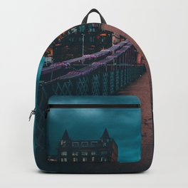 Bridging The Gap. Backpack
