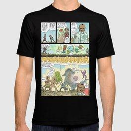 GAMMA page 7 T-shirt