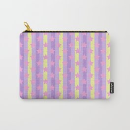 Sugared Stars and Stripes Carry-All Pouch