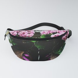 These Boots Are Made For Flowers Fanny Pack