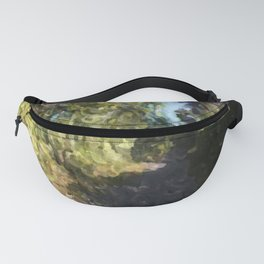 Galloping Goose in Summer No. 1 Fanny Pack