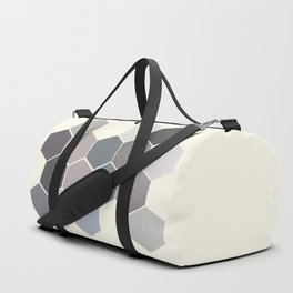 Shades of Grey Duffle Bag