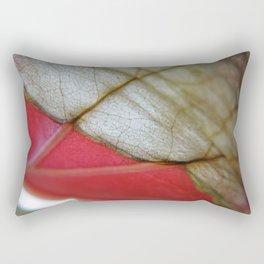 Begonia 412 Rectangular Pillow