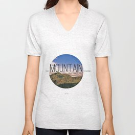 Today is your day Unisex V-Neck