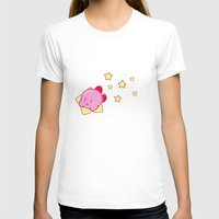 kirby T-shirts featuring Kirby  by zamii070