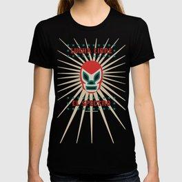El Spectro - Lucha Libre T-shirt