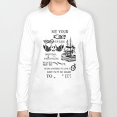 Strong Long Sleeve T-shirt