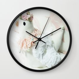 Just a Chick Wall Clock
