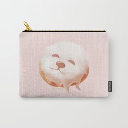 SmileDog Donut Carry-All Pouch