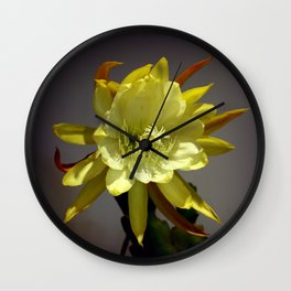 What's For Dinner Plate? Wall Clock