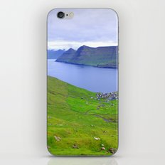 faroe islands iPhone & iPod Skin