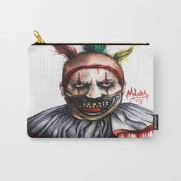 TWISTY THE CLOWN Carry-All Pouch