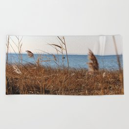 MD'Youville Beach Towel