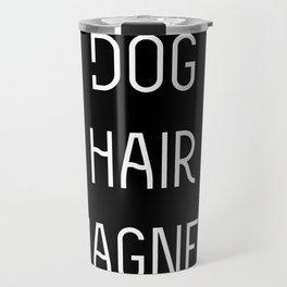 Dog Hair Magnet Travel Mug