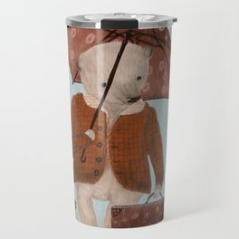where to now big bear Travel Mug