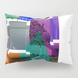 Real Estate Fantasy Pillow Sham
