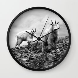 MOUNTAIN GOATS // 1 Wall Clock