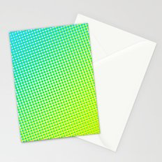 80's grade light blue Stationery Cards