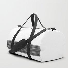 Horizon (white) Duffle Bag