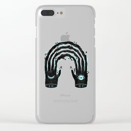 Joint Magic Clear iPhone Case