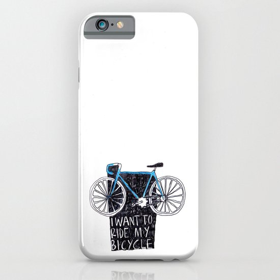 My Bicycle iPhone & iPod Case